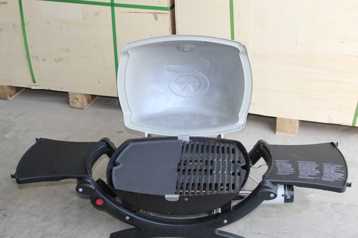HALF SIZE GRIDDLE PLATE (Primary)FOR Weber Q100,120,1000,1200 « Campaquip
